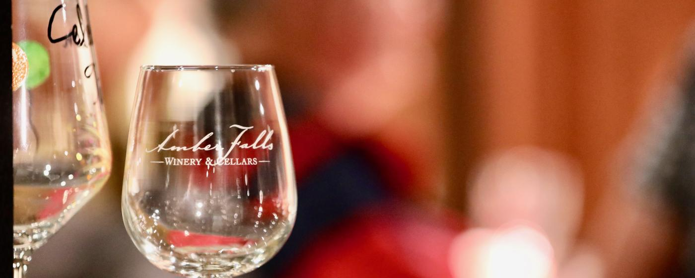 Amber Falls Winery Tasting Room