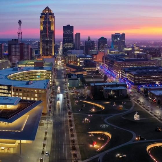 Des Moines Guide To Things To Do Hotels Restaurants