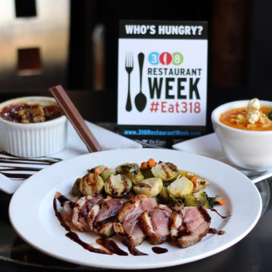 A photo of 318 Restaurant Week