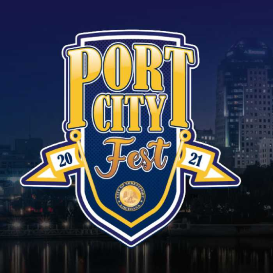Logo for 2021 Port City Fest