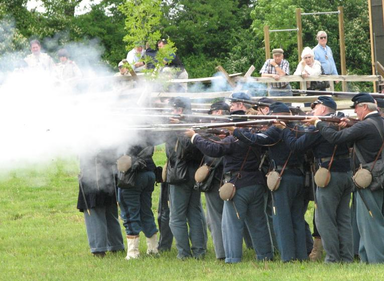 Army Heritage Days at USAHEC