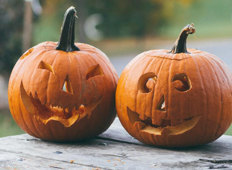Generic Pumpkin Image Unsplash