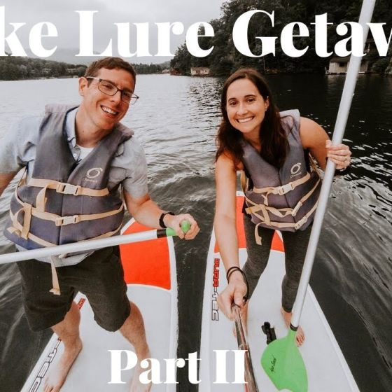 Weekend getaway in Lake Lure, NC - Part II