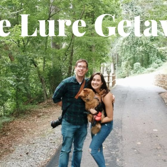 Weekend getaway in Lake Lure, NC - Part I