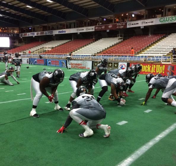 Gladiators Indoor Football