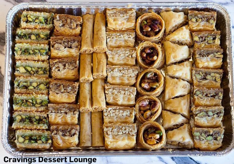Cravings Dessert Lounge in Ypsilanti, MI