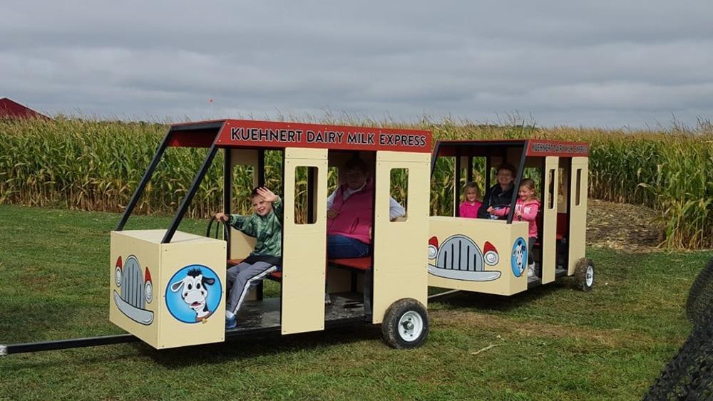 Kuehnert Dairy Milk Express