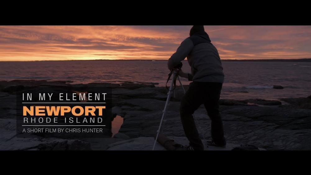 Chris Hunter - In My Element | Newport, RI