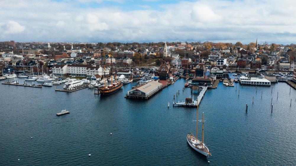 Discover Newport, Rhode Island