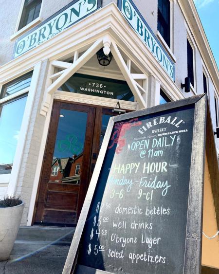 o'bryon's bar and grill newport
