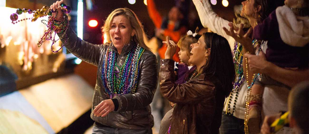 A photo of Mardi Gras in Shreveport-Bossier
