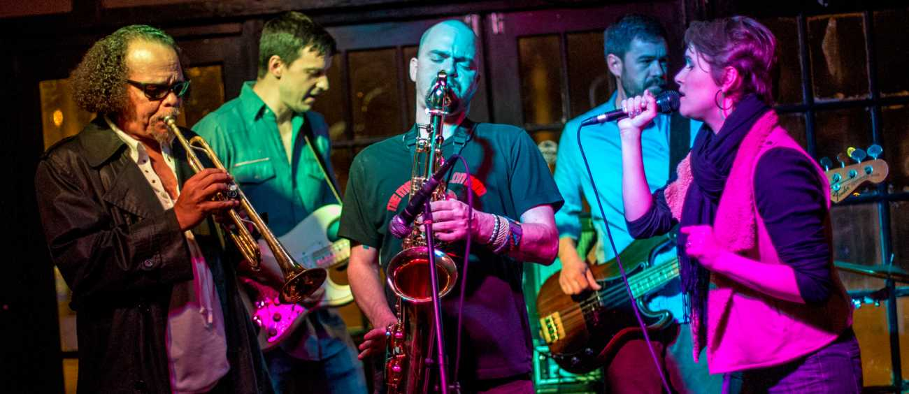 Live music is performed at Noble Savage Tavern