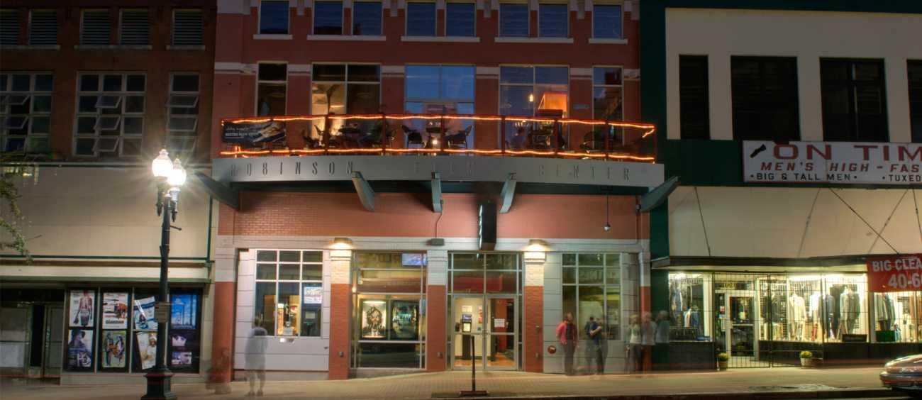 A photo of Robinson Film Center