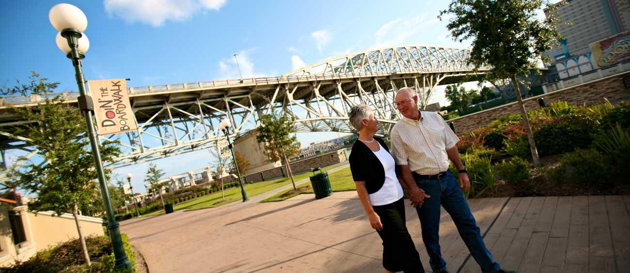 Louisiana Boardwalk Outlets