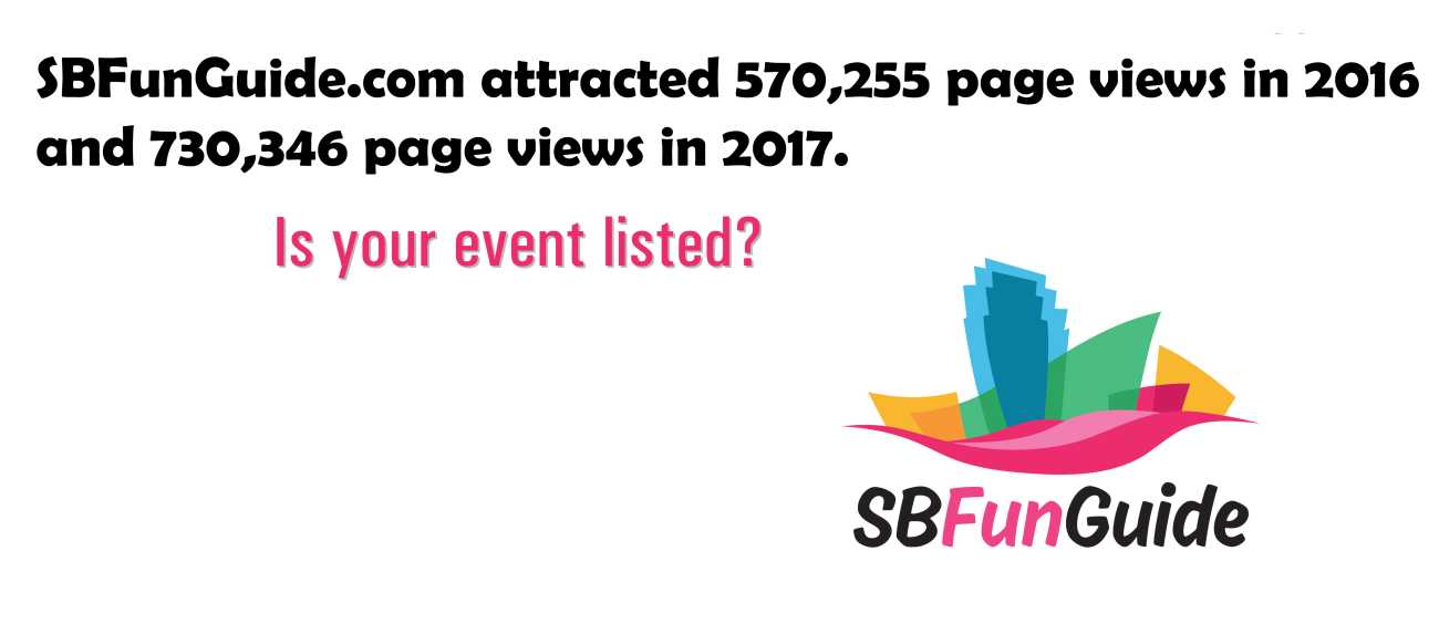 SBFunGuide.com - Submit your event now