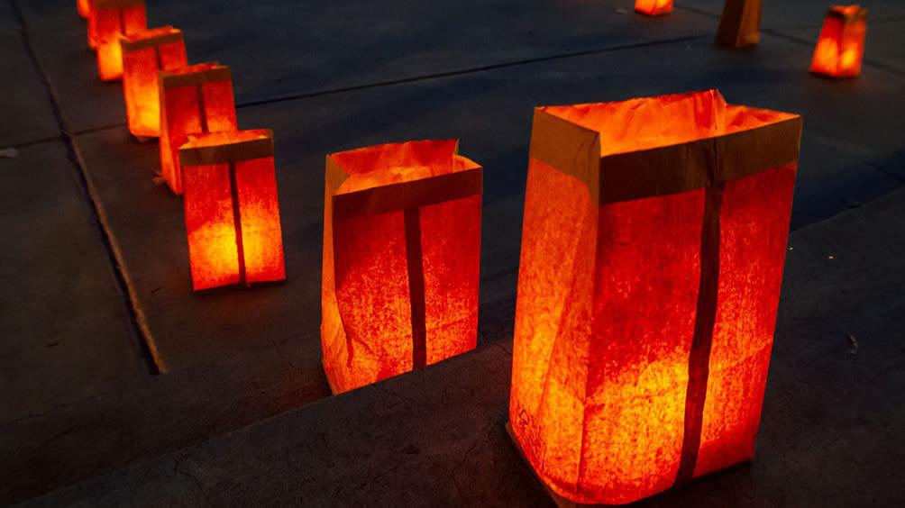 Lights of Los Luceros