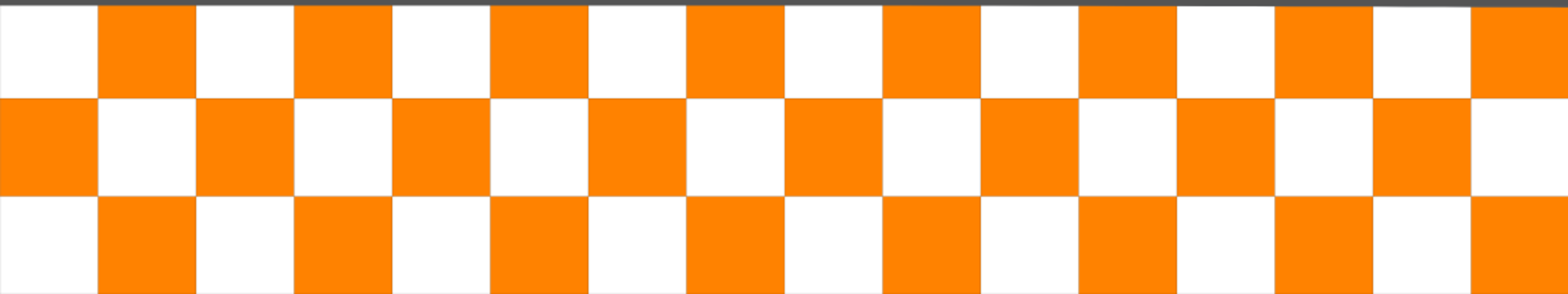 Checkerboard Footer