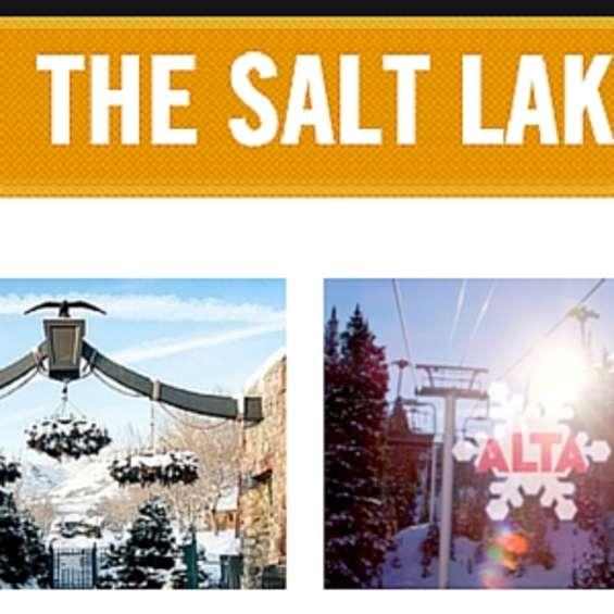 Salt Lake Scene