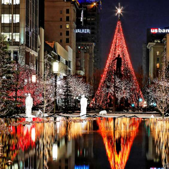 Salt Lake Festival of Lights
