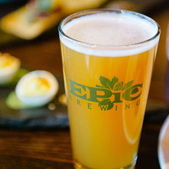 Epic Brewing Beer