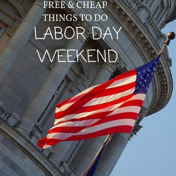 Labor Day Activites