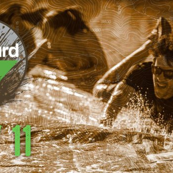 DirtyBird Mud Run Banner