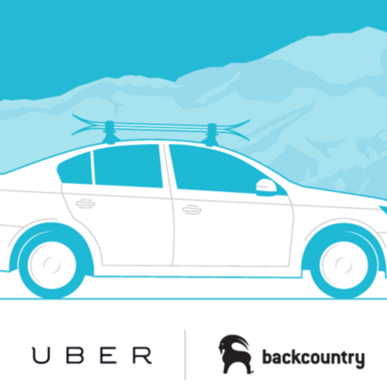 UberSKI logo - taken from uber's site