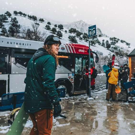 UTA Ski Bus