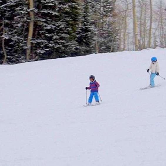 Solitude Family Skiing