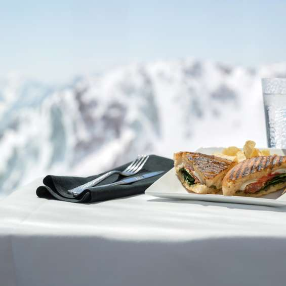 Food at The Summit at Snowbird