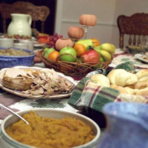SLC Restaurants for Thanksgiving Dinner