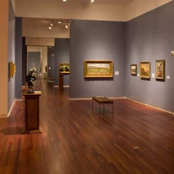 Utah Museum of Fine Arts Gallery of the American West