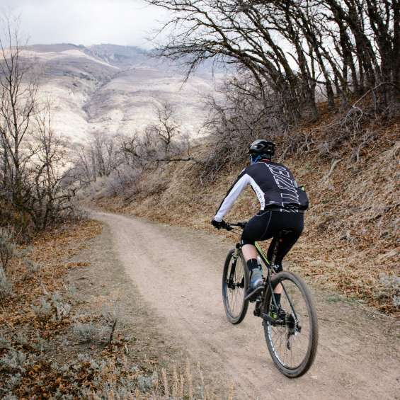 Mountain Biking in the South Valley