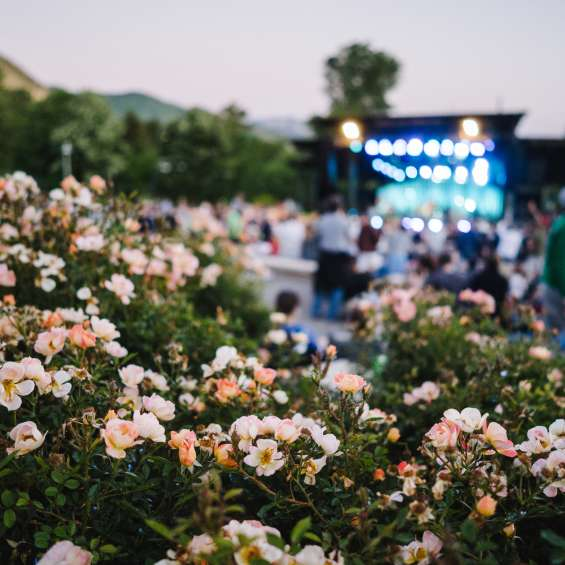 Red Butte Garden Concert Series