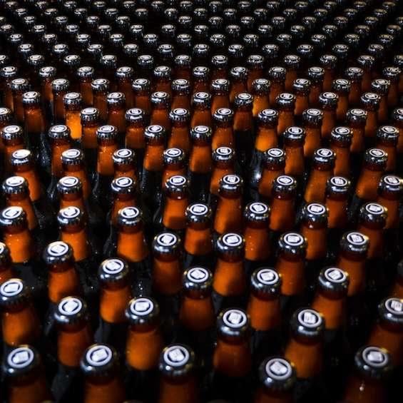 Bottles of Polygamy Nitro Porter