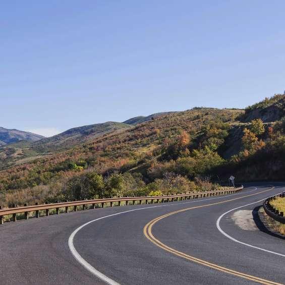 Emigration Canyon Road Cycling