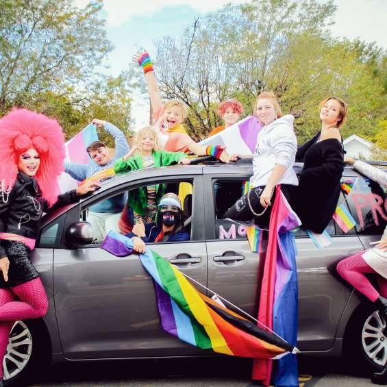 Utah Pride Road Rally