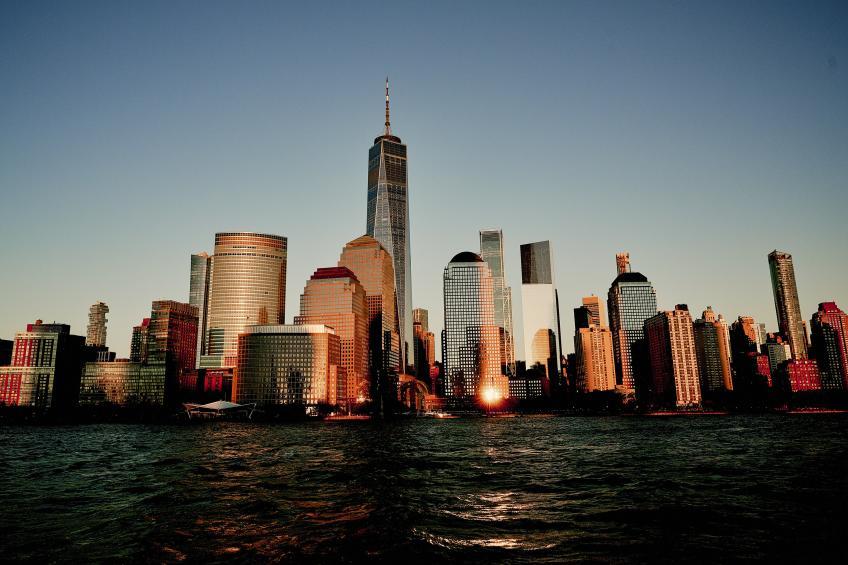 Lower Manhattan. Photo: Victor Llorente