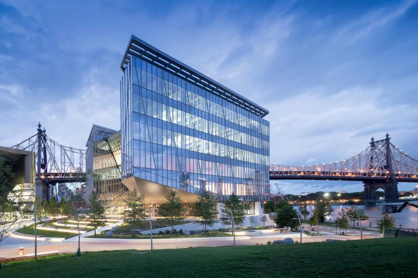 Cornell Tech. Photo: Iwan Baan