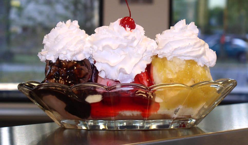 Bubbles Ice Cream Parlor Michigan City
