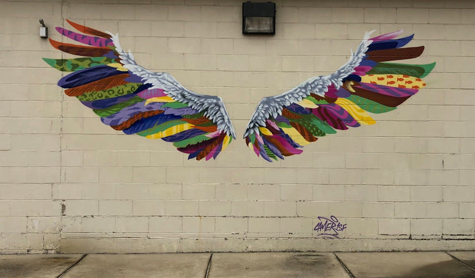 Cameron Moberg: Wings