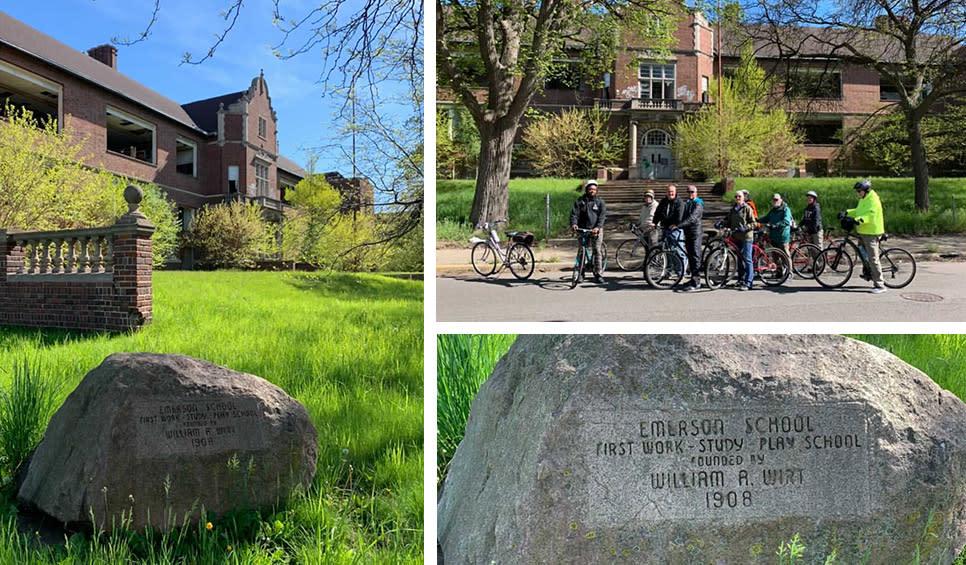 Decay Devil's Preservation Ride - Emerson school