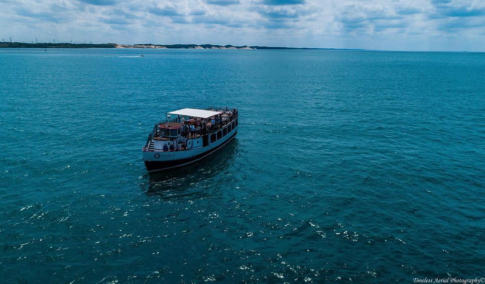 Emita II Harbor Country Adventures