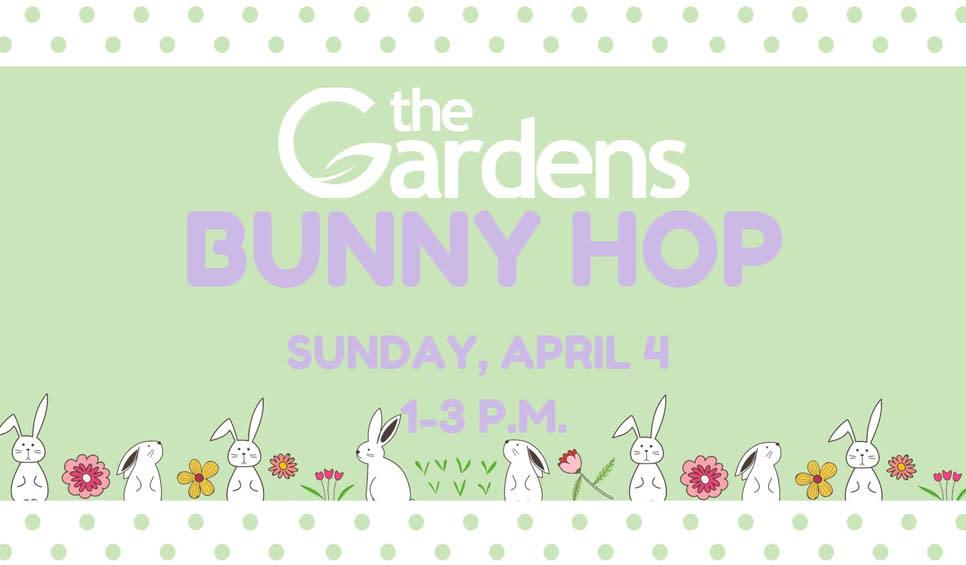 Bunny Hop at Friendship Gardens 2021