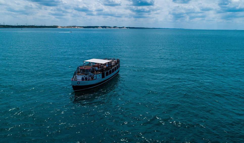 Harbor Country Adventures cruise