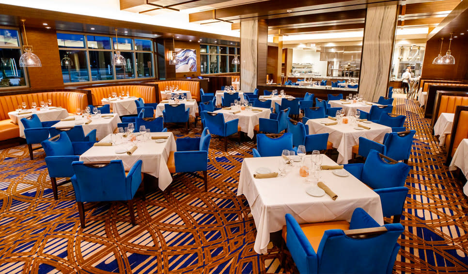 Hard Rock Casino Northern Indiana - dining steakhouse