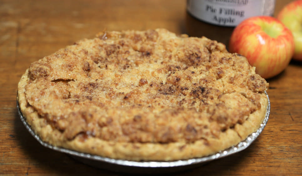 Homestead Bakery Apple Pie