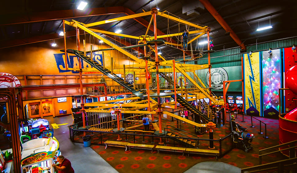 JAK's Warehouse Sky Trail