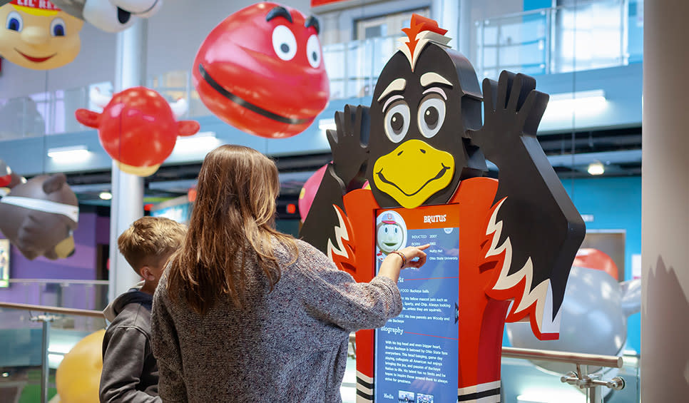 Mascot Hall of Fame quizes - by Chicago Scenic