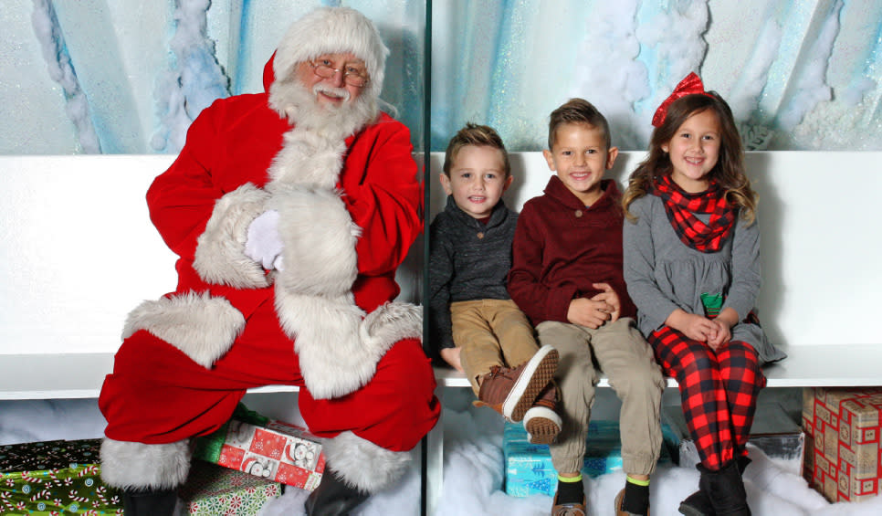 Photos with Santa 2020